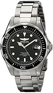 "Invicta Men's 8932 ""Pro Diver Collection"" Stainless Steel Bracelet Watch"