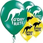Australia Day latex 11 inch balloons...