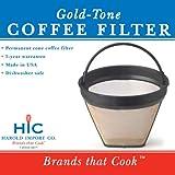 Gold Tone #2 Permanent Cone Coffee Filter