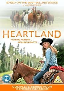 Heartland: The Complete Fourth Season [DVD]