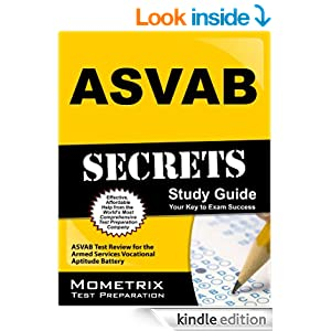 Page 1 of the General Science Study Guide for the ASVAB