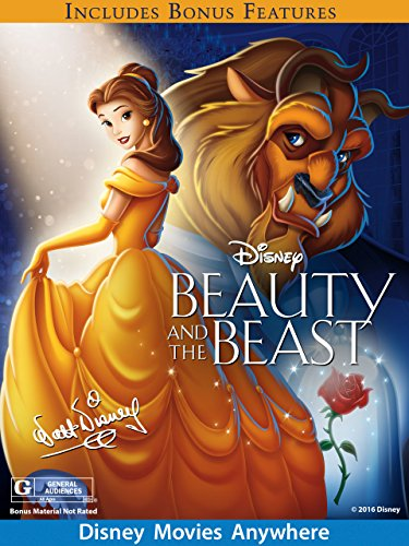 Beauty and the Beast (1991)(Plus Bonus Features)