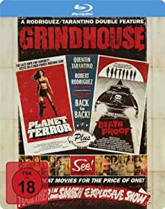 Grindhouse - Steelbook [Blu-ray]