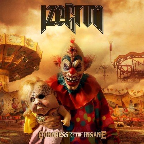 Congress Of The Insane by Izegrim
