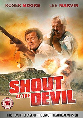 Shout At The Devil - (Full Theatrical Version) [DVD] [Edizione: Regno Unito]
