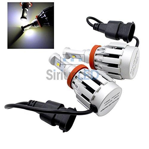 2014 New Direct Plug Error Free Led H11 4000Lm Head Light Fog Lamp Cree Xm L2