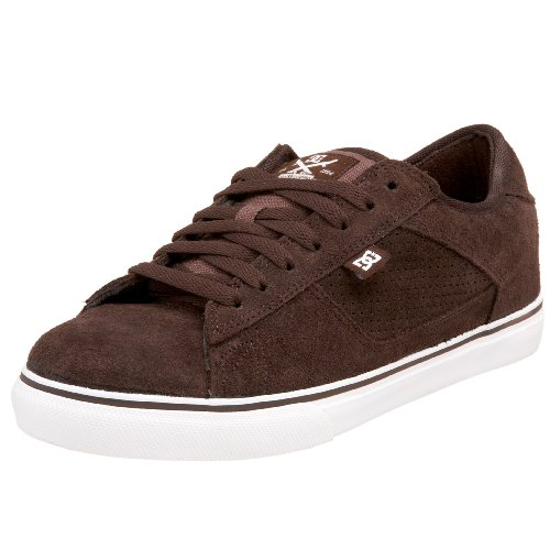 DC Men's True S Sneaker,D.Chocolate,5 M
