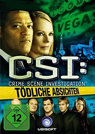 CSI: Crime Scene investigation - Tödliche Absichten [Download]