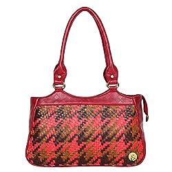 Ellen Women's Handbags Red Ellen -03 Cherry Red Matt