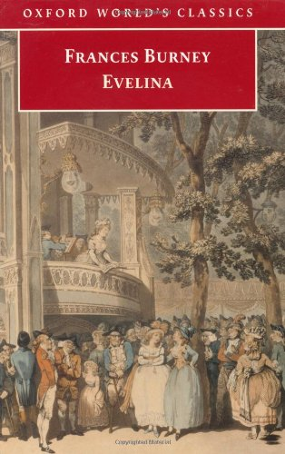 Evelina (Oxford World's Classics)