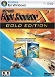 Video Games - Microsoft Flight Simulator X: Gold Edition