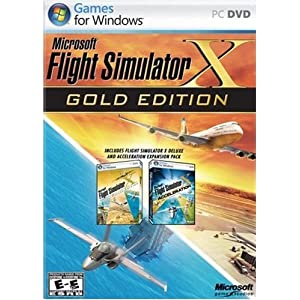 Flight Sim X-Gold