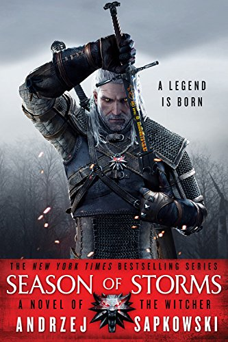 Season of Storms (The Witcher) [Sapkowski, Andrzej] (Tapa Blanda)