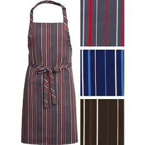 Striped Bib Aprons