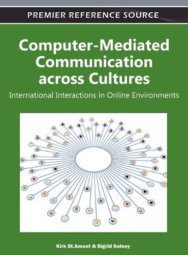Computer-Mediated Communication across Cultures: International Interactions in Online Environments