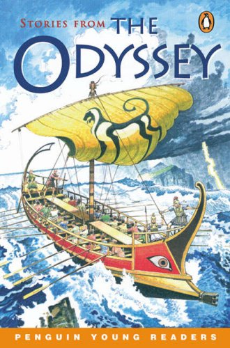 Penguin Yong Readers Level 3: STORIES FROM ODYSSEY (Penguin Young Readers (Graded Readers))