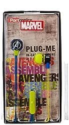 Portronics POR 154 Plug Me Avengers