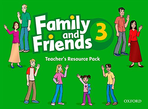 Family and Friends: Family & Friends 3: Teacher's Resource Pack (Family & Friends First Edition)