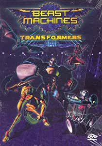 Beast Machines Transformers (Episodes #1-5)