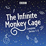 Infinite Monkey Cage: The Complete Series 1-5 | Brian Cox,Robin Ince