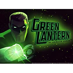 Green Lantern: The Animated Series: The Complete First Season
