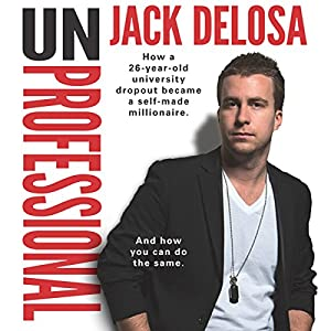 UnProfessional Audiobook