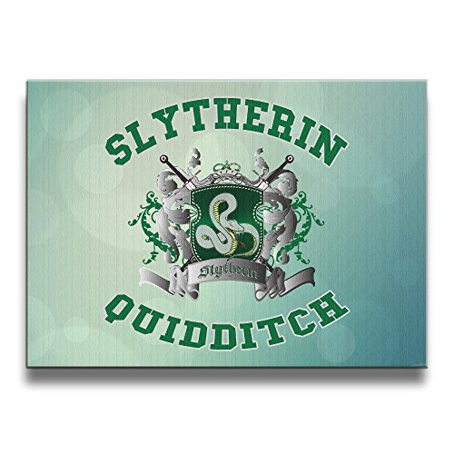 [ASCHO2 Harry Potter-Slytherin Quidditch 5 Frameless Art Photo Frame Picture Frame - Display Photo Home Wall Art Decor For Home Living Room Office Or] (Persona 4 Dancing All Night Costumes)