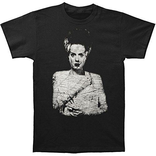 Universal Monsters Men's Bride T-shirt Black