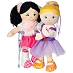 Butterflies™ Doll Crutches