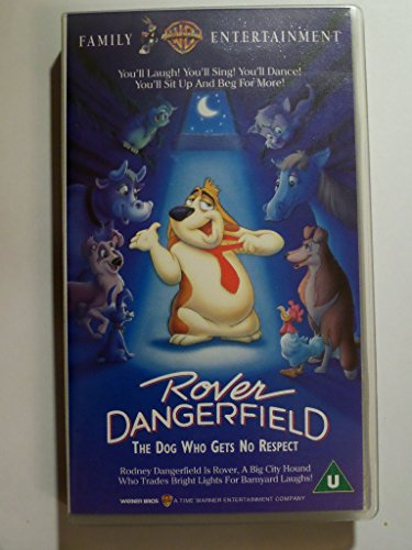 Rover Dangerfield [VHS] [Import]