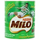 Nestle Milo Chocolate Beverage Mix Jumbo, 3.3 Pound Can