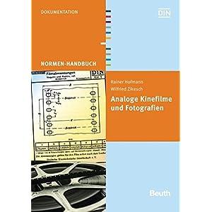 Analoge Kinefilme und Fotografien (Normen-Handbuch)
