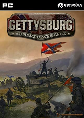Gettysburg: Armored Warfare [Online Game Code]