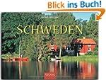 SCHWEDEN - Ein Panorama-Bildband mit...