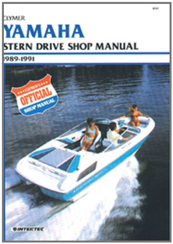 Clymer Yam Stern Drive Manual