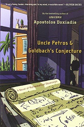 Uncle Petros and Goldbach