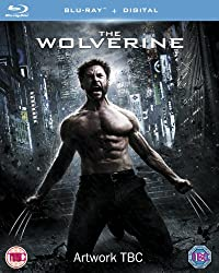 The Wolverine (Blu-ray + UV Copy)