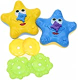 ToyZe Kids Cartoon Fun Starfish Water Fountain Swimming Toy Splash For Pools And Bathtubs