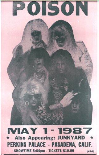 Poison At Perkins Palace 1987 14