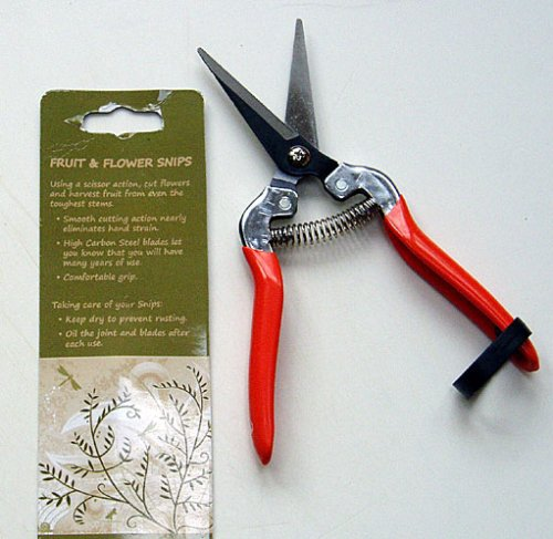 Garden Works FFS Fruit and Flower Snips