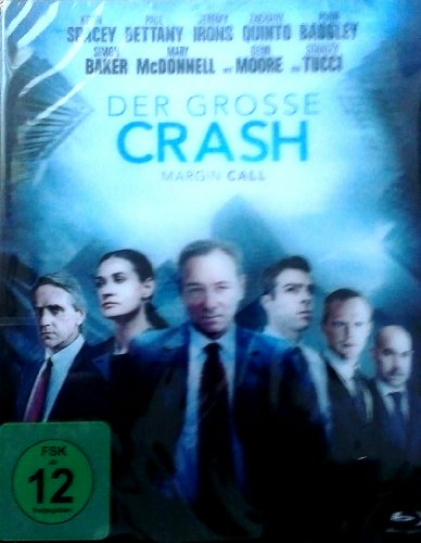 Der große Crash - Margin Call - Lenticular Edition [Blu-ray]