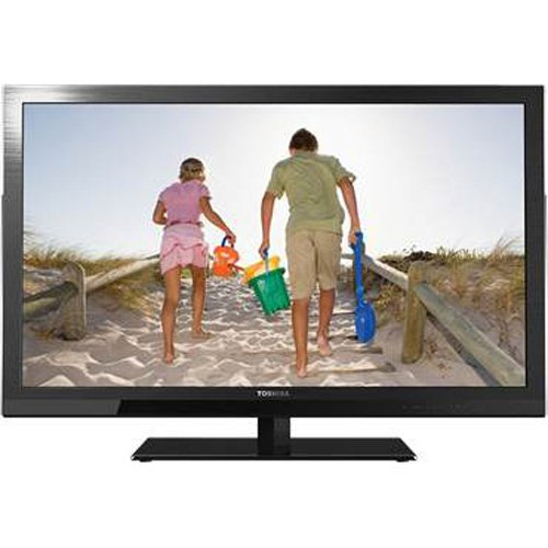 Toshiba 55Tl515U 55-Inch Natural 3D 1080P 240 Hz Led-Lcd Hdtv With Net Tv, Black