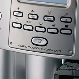DeLonghi ESAM3500.N  Magnifica Digital Super-Automatic Espresso/Coffee Machine by Delonghi