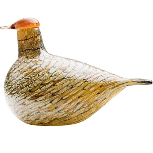 Iittala 004993 Birds by Toikka Sommermoorhuhn 210 x 140 mm