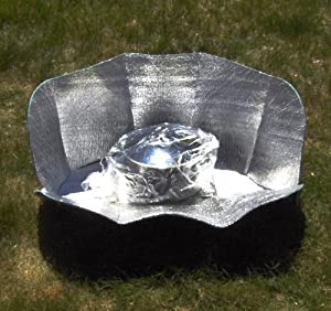 Solar Oven Cook Food Using the Sun