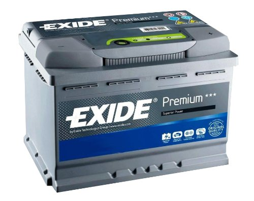 Exide 017te EA1000 Car Battery