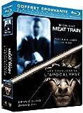 echange, troc Coffret Epouvante : Midnight Meat Train + Les cavaliers de l'apocalypse [Blu-ray]