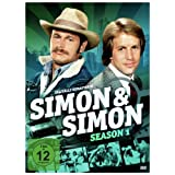 "Simon & Simon (Season 01) [4 DVDs]von ""Gerald McRaney"""