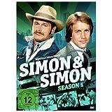 "Simon & Simon (Season 01) [4 DVDs]von ""Gerald McRaney"""