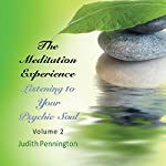 The Meditation Experience: Listening to Your Psychic Soul, Vol. 2 | Judith Pennington